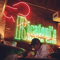 Photo taken at Ricatoni's Italian Grill by Ross V. on 5/4/2013