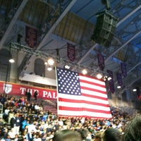 Photo taken at The Palestra by Angie K. on 11/5/2012