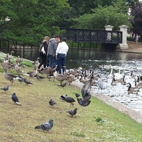 Photo taken at Regent's Park by Pınar O. on 6/22/2013