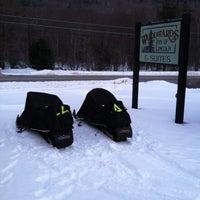Photo taken at Woodward's Resort by Julie R. on 2/15/2013