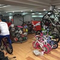 Photo taken at Roda Megamarket by Nina K. on 4/27/2016
