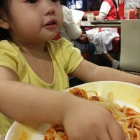 Photo taken at Jollibee by Mauchii Franz A. on 7/4/2014