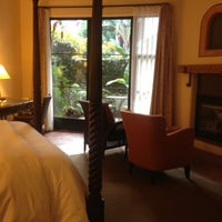 Photo taken at Spanish Garden Inn by Virginia S. on 11/27/2012