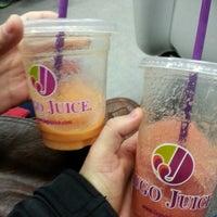 Photo taken at Jugo Juice by Germany F. on 11/16/2013