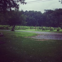 Photo taken at Amalthea Winery by Marcia B. on 8/9/2014