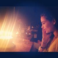 Photo taken at Cafe Stella by Mara M. on 4/10/2013