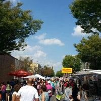 Photo taken at Ridgefield Park, NJ by George R. on 9/19/2015