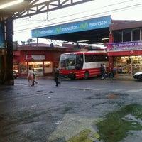 Photo taken at Terminal De Buses TUASA (Alajuela) by walter c. on 10/25/2012