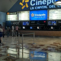 Photo taken at Cinépolis by Erick B. on 5/9/2013