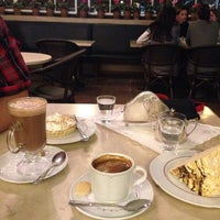 Photo taken at Pastelería Mozart by Andrea G. on 5/9/2014