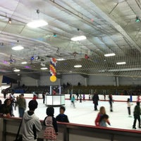 Photo taken at San Diego Ice Arena by Kevin T. on 3/3/2013