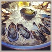 Photo taken at Hog Island Oyster Farm by Lo L. on 5/19/2013
