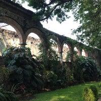 Photo taken at Ex-Hacienda Casasano by Paulina G. on 5/19/2013