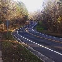 Photo taken at Black Creek Greenway by Anton B. on 1/18/2016