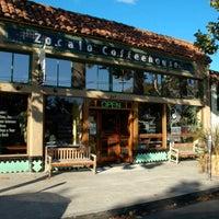 Photo taken at Zocalo Coffeehouse by Zocalo Coffeehouse on 7/23/2013