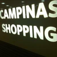 Photo taken at Campinas Shopping by Alê S. on 11/2/2011