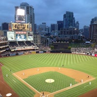 Photo taken at Petco Park by Stephan S. on 5/23/2013