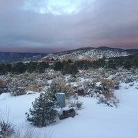 Photo taken at Taos, NM by Karolina on 12/27/2014