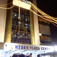 Photo taken at Medan Plaza by Hanafi N. on 5/24/2013