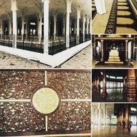 Photo taken at Masjid Agung Al-Falah by arief w. on 10/5/2016