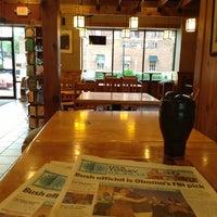 Photo taken at Caribou Coffee by Santa E. on 5/31/2013