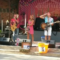 Photo taken at The Brickyard by Michael E. on 8/14/2015