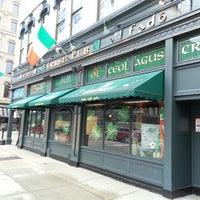 Photo taken at Fadó Irish Pub & Restaurant by K. K. on 3/9/2013