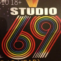 Photo taken at Studio 69 by Mikal A. on 5/20/2013
