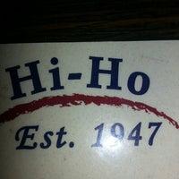 Photo taken at Hi-Ho by Jennifer P. on 5/25/2013