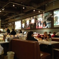 Photo taken at Blue C Sushi by Ario J. on 12/10/2012