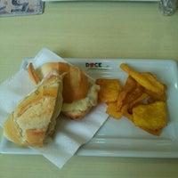 Photo taken at Doce Momento Padaria & Confeitaria by Fabio G. on 10/12/2012