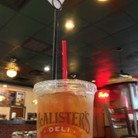 Photo taken at McAlister's Deli by Liz N. on 9/1/2013