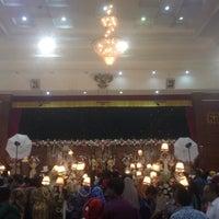 Photo taken at Balai Komando by Alex I. on 5/14/2016