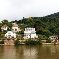 Photo taken at Alte Brücke by Vaishak B. on 9/21/2014