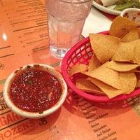 Photo taken at 5 Burro Cafe by Barbara B. on 4/27/2013