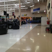 Photo taken at Walmart Supercenter by Demetria M. on 8/14/2013