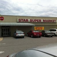 Photo taken at Star Super Market by Jamie 'Boomer' H. on 5/22/2013