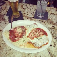 Photo taken at Gratzzi Italian Grille by Brendan M. on 4/16/2013