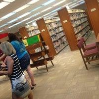 Photo taken at The Douglas County Public Library by Jenn♒️❤️ M. on 9/7/2013