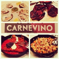 Photo taken at Carnevino by Winston S. on 1/12/2013