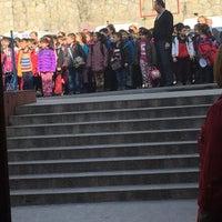 Photo taken at Mithatpaşa İlköğretim Okulu by Tuğba Ö. on 2/26/2016