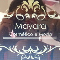 Photo taken at Mayara Cosmético e Moda by Nandynha M. on 9/21/2014