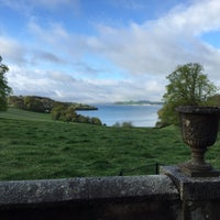 Photo taken at Trelissick Gardens by Kate G. on 5/3/2015