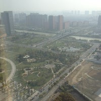 Photo taken at InterContinental Wuxi | 无锡君来洲际酒店 by Boomissn on 4/4/2013