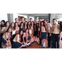 Photo taken at Colegio Luz de Caracas by René R. on 7/29/2013