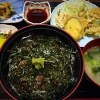 Photo taken at 和食料理 花邨 by Matio M. on 3/16/2015