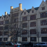 Photo taken at P.S. 40 by Paul O. on 3/29/2016