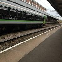 Photo taken at Nuneaton Railway Station (NUN) by Jess H. on 10/1/2012