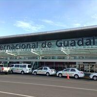 Photo taken at Guadalajara International Airport (GDL) by Ceci I. on 4/29/2013