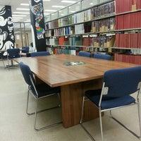 Photo taken at Leslie J. Savage Library by Tiffanie W. on 5/9/2013